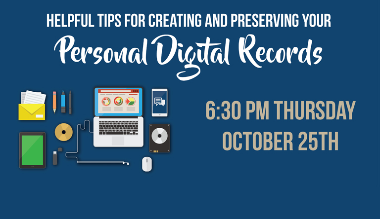Personal Digital Records