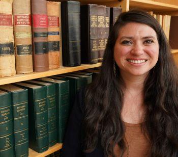 Sara Davis, Wyoming State Archivist